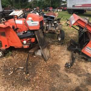 salvage tractor parts, used tractor parts, compact tractor parts